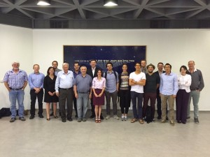 Polytechnique delegation at Technion University